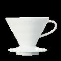 V60 1 A 4 Tasses Blanche