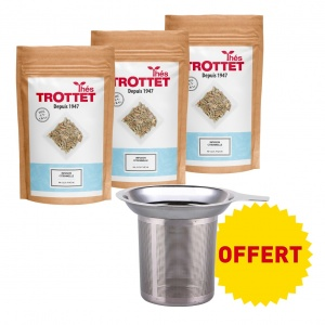Pack Infusion + infuseur...