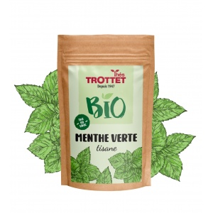 Tisane Menthe Verte Bio en...