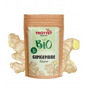 Organic ginger tea in bulk...