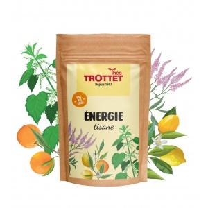 Bulk Energy Herbal Tea 75G