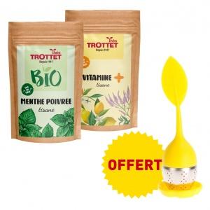 Pfefferminze & Vitamin Plus...