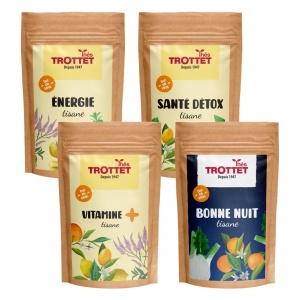 Well-being herbal tea pack