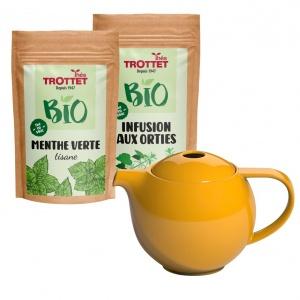 Pack Herbal tea Rich in...