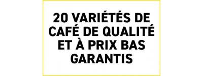 Café - pas cher d'acheter chez Cafés Trottet, les Classics